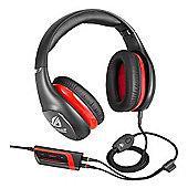 ASUS ROG Vulcan Pro ANC 7.1 Virtual Surround Sound Gaming Headset Republic Of Gamer Headset Active Noice Cancelling Neodymium Magnet Drivers