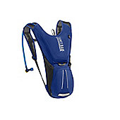 2014 Camelbak 2.0 L Rogue Hydration Pack Pure Blue