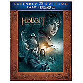 The Hobbit: An Unexpected Journey - Extended Edition 3D Blu-Ray.