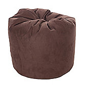 Kaikoo Bean Bag - Suede Chocolate
