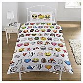 Emoji Single Duvet Cover