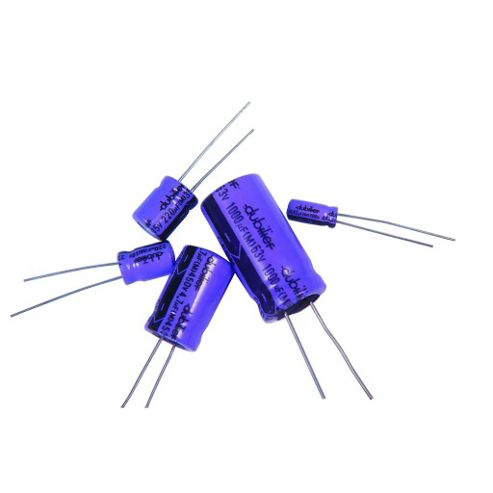 PC Electrolytic Capacitor 470Uf 16V