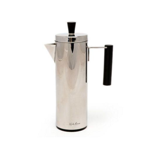 La Cafetiere Geo Cafetiere in Black - 3 Cup