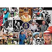 Our Queen - The Longest Reign Puzzle