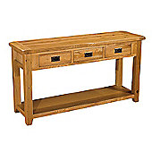 Kelburn Furniture Bordeaux Console Table