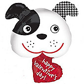 Valentines Balloons 29' Valentines Puppy Supershape (each)