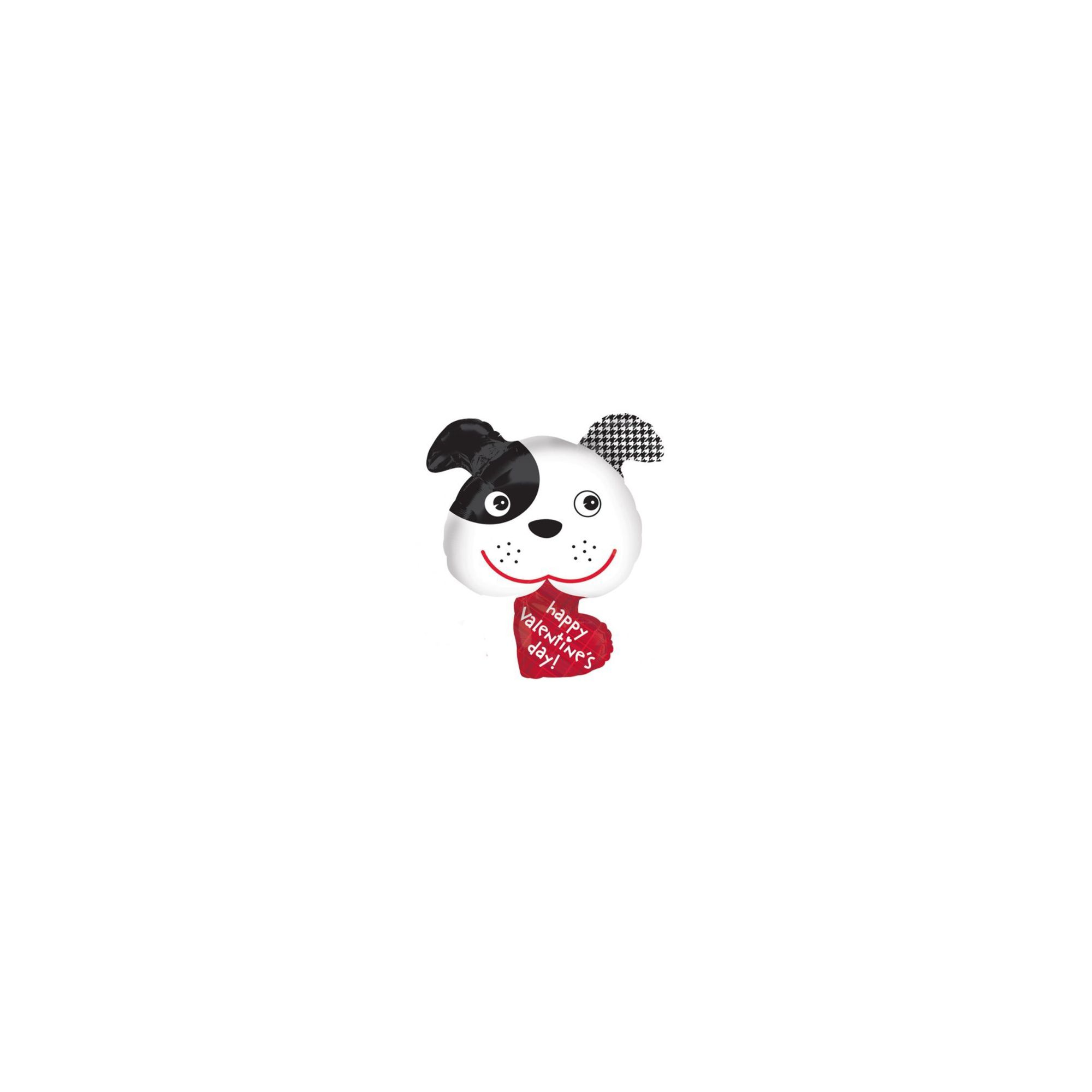 valentines-day-puppy-supershape-foil-balloon-amscan