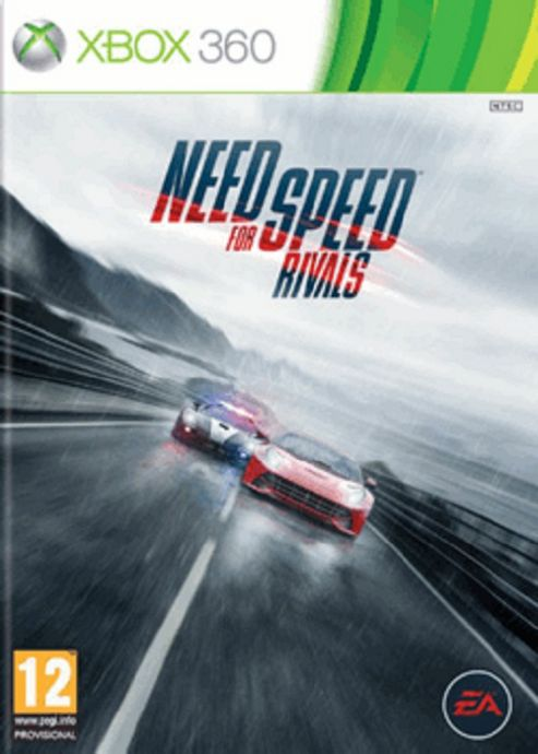 Need For Speed - Rivals (Xbox 360)