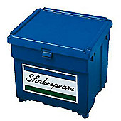 Shakespeare Blue Beta Seatbox