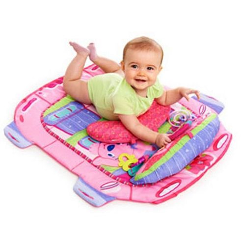 Bright Starts Tummy Cruiser (Pretty in Pink)