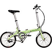 2013 Dahon Jifo 9kg Single Speed Folding Bike