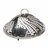 Kitchen Craft Collapsible Steaming Basket, 23cm