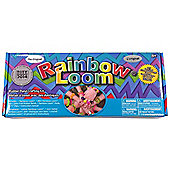 Official Rainbow Loom 2.0 Kit with Metal Hook Tool (Anti-counterfeit Secret Code Included)