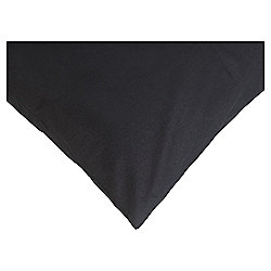 Housewife Pillowcase 100% Cotton - Black