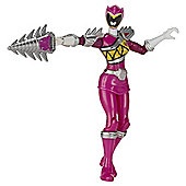 Power Rangers Dino Supercharge 12.5cm Figure Pink
