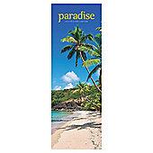 Paradise His n Hers 2016 Slim Calendar