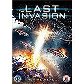 The Last Invasion DVD