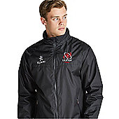 Kukri Ulster Rugby Matchday Presentation Jacket - 2016 - Black
