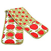 Typhoon Apple Heart Double Oven Glove