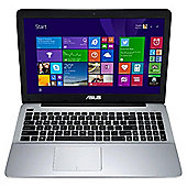 "Asus X555LA 15.6"" Laptop, Intel Core i3, 4GB RAM, 1TB - Black"
