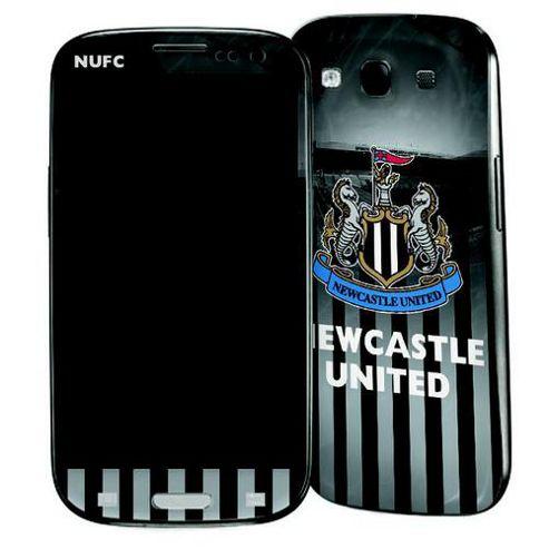 Newcastle Utd FC Skin for Samsung Galaxy SII