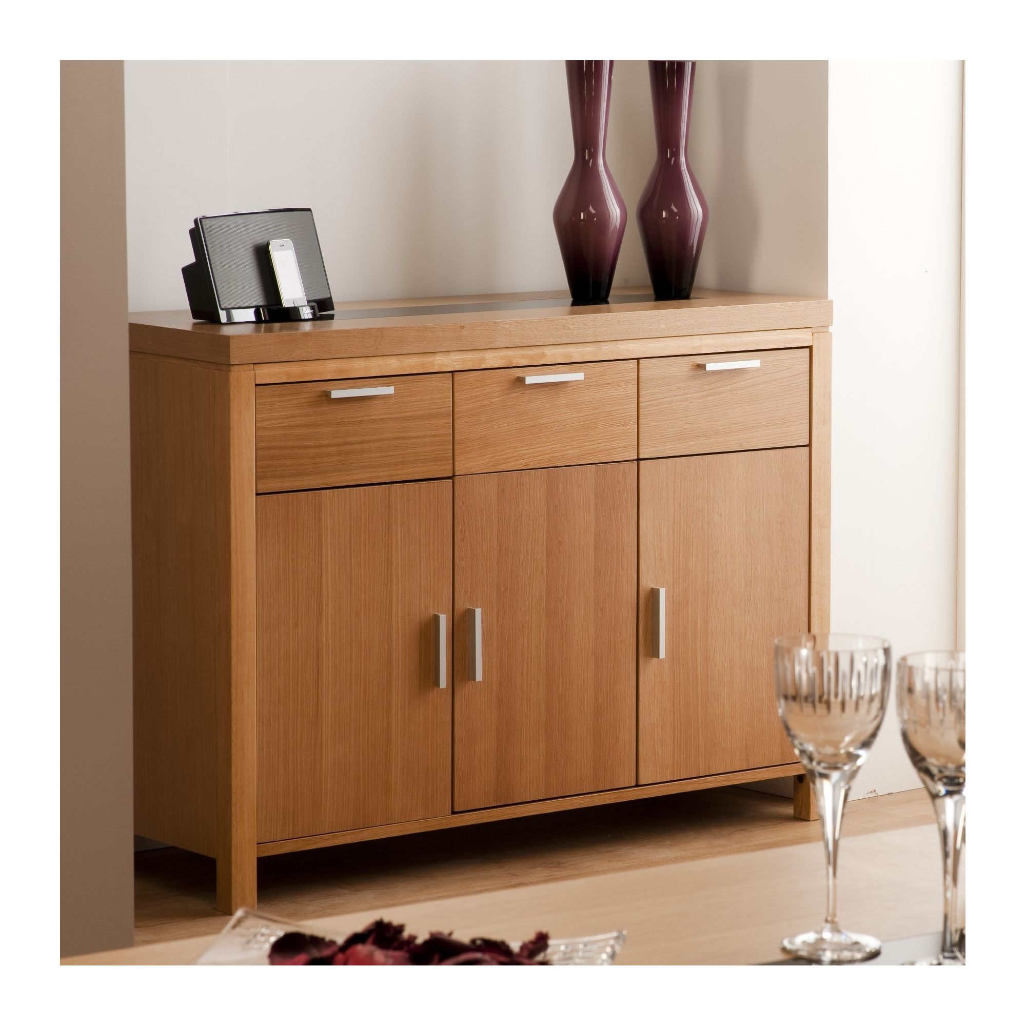World Furniture Lombok Sideboard at Tesco Direct