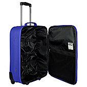 Revelation by Antler Rani 2-Wheel Small Petrol Blue Suitcase