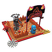 K'NEX Pac-Man and the Ghostly Adventures - Betrayus Netherworld Maze Building Set
