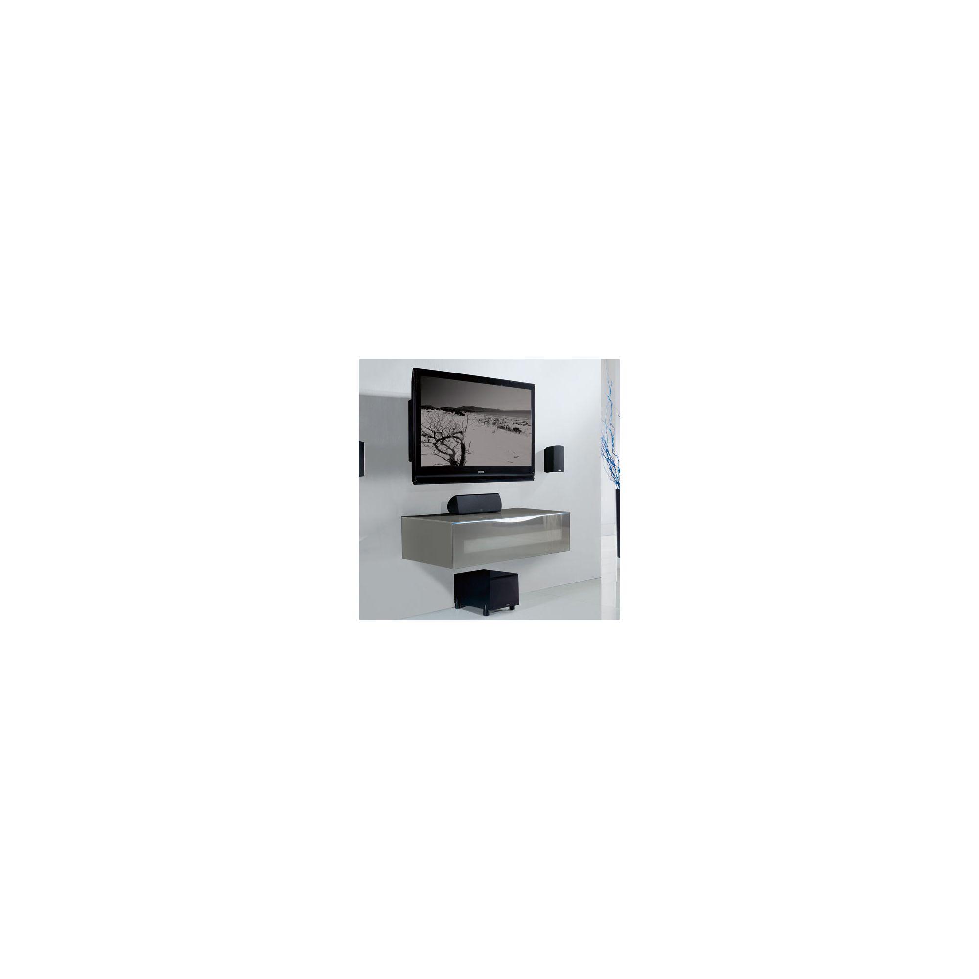 Triskom TV Cabinet - Grey at Tesco Direct