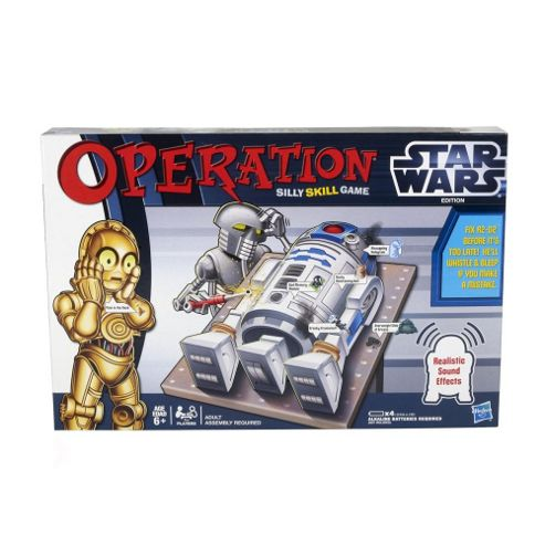Operation Star Wars R2D2