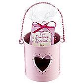 Rococo Mama Tealight Lantern & Chocolates