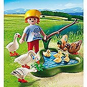 Playmobil Country Ducks and Geese