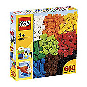 Lego Basic Bricks Deluxe - 6177