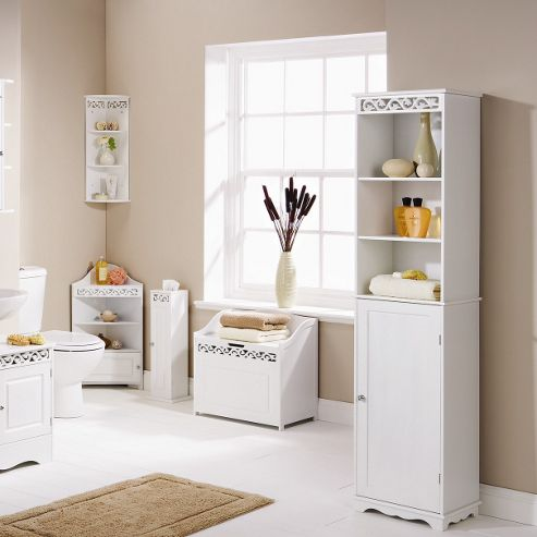 Elements Script Tall Cupboard