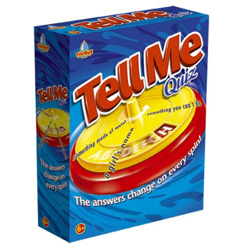 Tell Me Quiz Game
