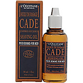 L'Occitane en Provence Cade For Men Shaving Oil 30ml