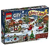 LEGO City Town Advent Calendar 60133