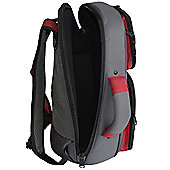 Tom and Will Cornet Gig Bag - Red and Grey