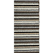 Dandy Ios Silver Contemporary Rug - Runner 67cm x 180cm