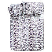 Animal Leopard Print Duvet Set, - Multi