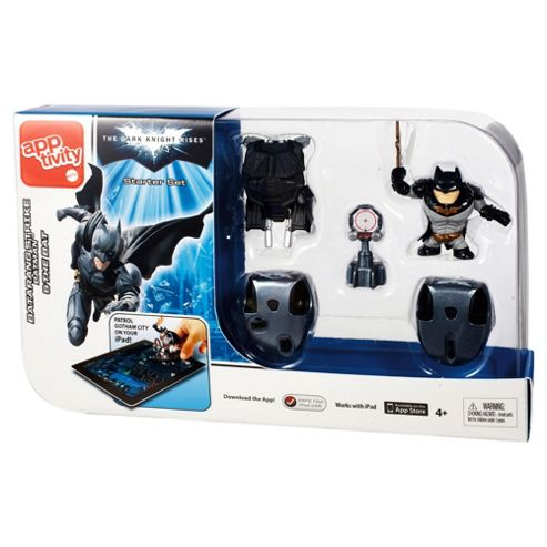 Apptivity Batman Dark Knight Anchor Pack, App Toy