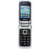 Tesco Mobile Samsung C3590 Black