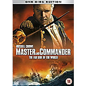 Master And Commander - The Far Side Of The World (DVD)