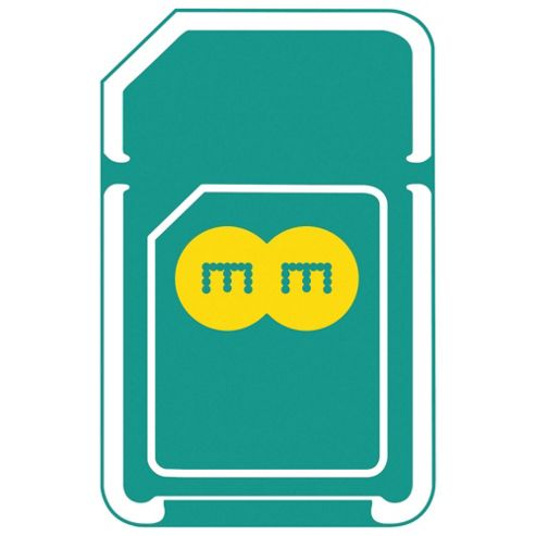 EE 4G 2GB Data SIM Card Combi Pay as You Go