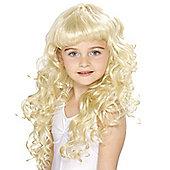 Smiffy's - Childs Princess Wig - Blonde