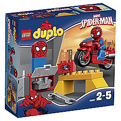 LEGO DUPLO Super Hero Spider-Man Web-Bike 10607