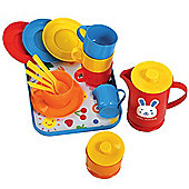 Gowi Toys Coffee Service (Blue - 18 Piece Set)