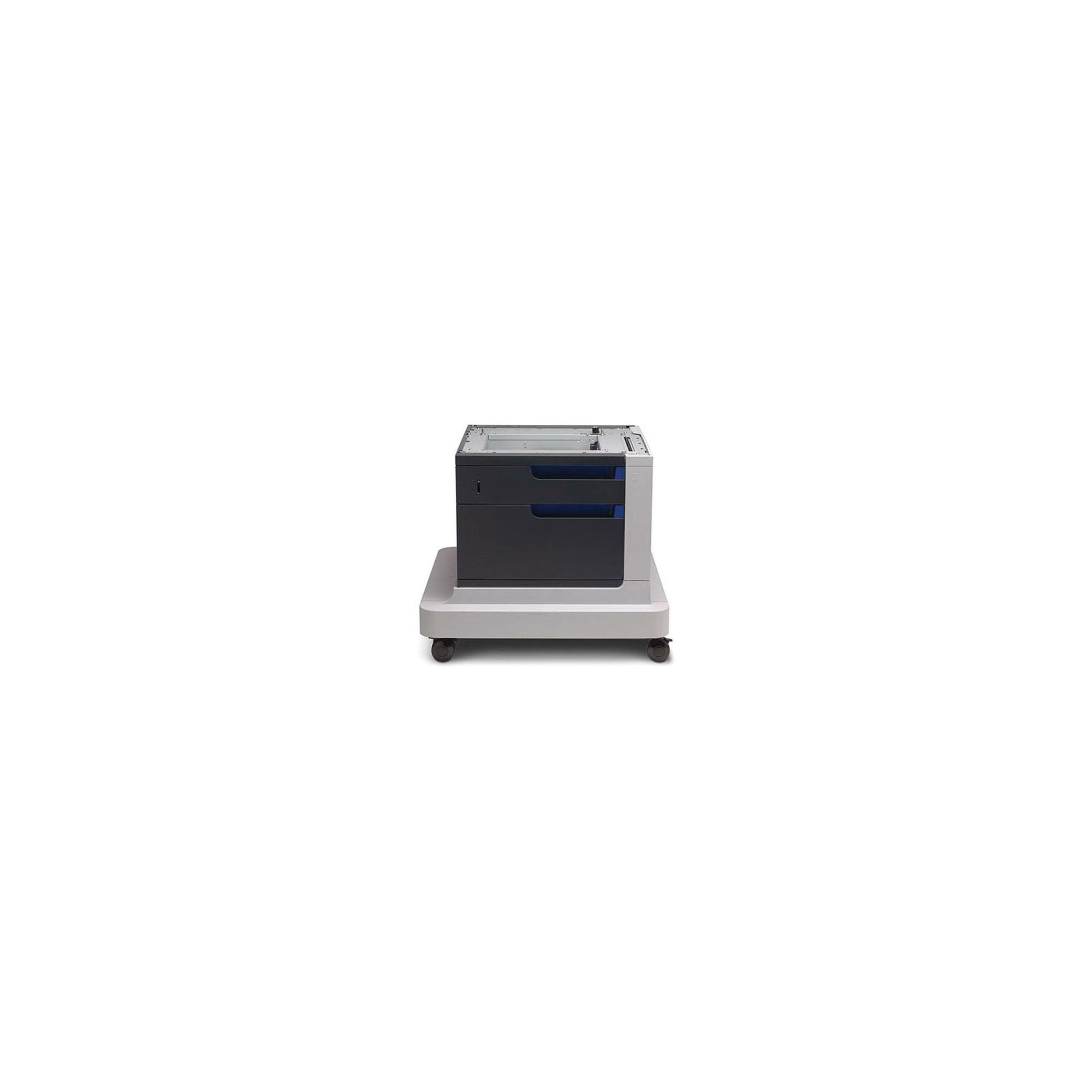 Color LaserJet 500-sheet Paper Feeder and Cabinet at Tesco Direct