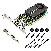 PNY Graphics Card NVIDIA NVS 510 VGA 2GB DDR3