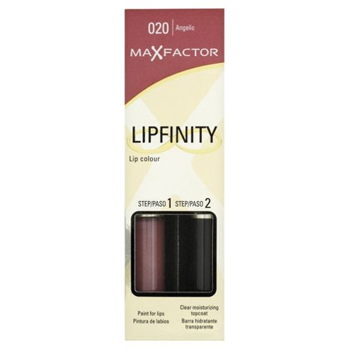 Max Factor Lipfinity 020 Angelic Vdm